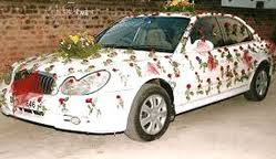indian wedding car decoration wedding car in bhubaneswar chandrasekharpur by kalinga travels