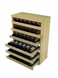 vintner elite cabinetry quarter round wine display shelf 4