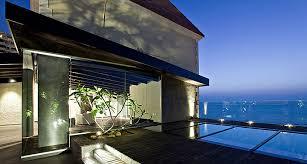 john abraham house sea facing penthouse by abraham john architects