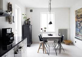 this swedish home balances rustic and modern perfectly airows