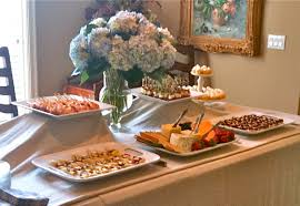buffet table food display ideas jenny steffens hobick holiday