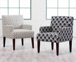 Upholstered Chairs Living Room Chairs Chairs Navy Blue Chair And Ottoman Leather Accent For