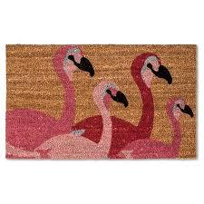 Summer Doormats Doormat Summer Flamingos 18