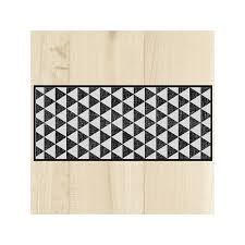 tapis cuisine noir tapis carreaux de ciment