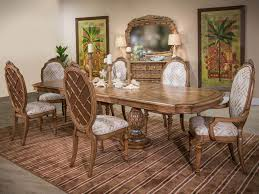 Aico Dining Room European Modern Dining Set Usa Warehouse Furniture