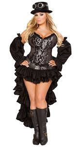 size steampunk maiden costume size steampunk