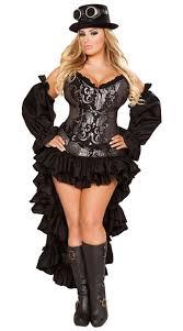 Halloween Costumes Size Size Steampunk Maiden Costume Size Steampunk