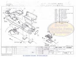 1986 86 camaro factory assembly manual z28 609 pages