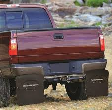 Ford Truck Mud Guards - roadsport 3304 tow defender hitch mounted mud flaps