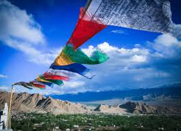 White Flag Meaning Juley Ladakh U2013 A Little Piece Of Heaven Sharp Shooter