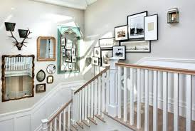 Ideas For Staircase Walls Extraordinary Stairs Wall Decoration Ideas Basement Staircase Wall