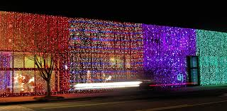 automobile alley christmas lights automobile alley okc your downtown check out the lights on