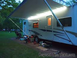 rv outside led lights fun with lights spicing up your cer with led lights beyond