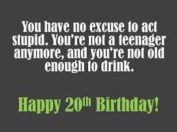 20th Birthday Meme - 20th birthday wishes to write in a card 20th birthday birthday