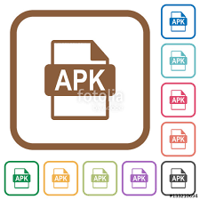 what is apk file format apk file format simple icons stock image and royalty free vector