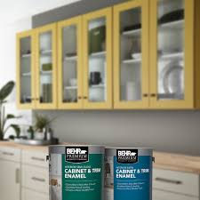 what type of behr paint for kitchen cabinets interior cabinet trim enamel paint collection behr pro