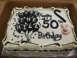 50th birthday sheet cake ideas a birthday cake