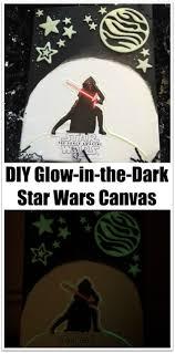 diy kylo ren star wars canvas food fun u0026 faraway places