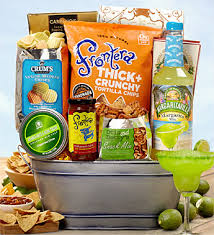 mexican gift basket summer gifts gourmet gift baskets food