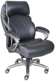 Small Leather Desk Chair Articles With Black Leather Office Chair Tag Big Leather Office