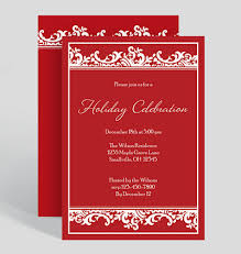join us for a party holiday party invitation 1023704 business