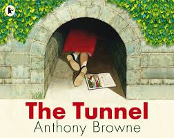 tunnel the tunnel anthony browne 9781406313291 amazon com books