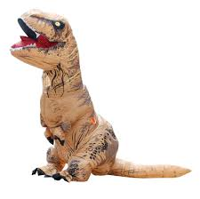 aliexpress com buy inflatable tyrannosaurus costume halloween