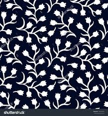 Home Decorator Fabric Flower Pounding To Print Fabric E2 80 94 Crafthubs Black Floral