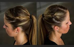 quick and easy hairstyles for running hairstyles for runners active