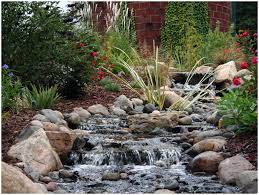backyards excellent backyard water features minneapolis