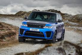 range rover 2018 range rover sport svr first take have your cake and off road