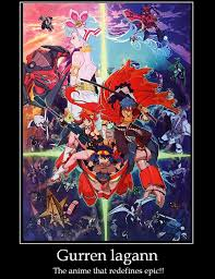 Gurren Lagann Memes - tengenn toppa gurren lagann motivational by animenerd176 on deviantart
