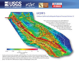 third uniform california earthquake rupture forecast ucerf3