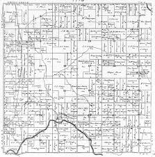 plat maps maps of beaver township clark co wis