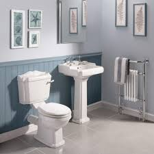 Bathroom Suite Ideas by Wyb Close Coupled Toilets Under 150 Victorian Plumbing