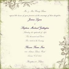 Sample Of An Invitation Card Wedding Invitation Card Matter In Marathi Gallery Wedding And