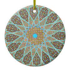 islamic ornaments keepsake ornaments zazzle