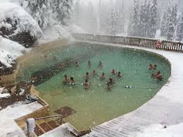 Wyoming travelers rest high school images Granite hot springs wy used to swim here with friends when we jpg