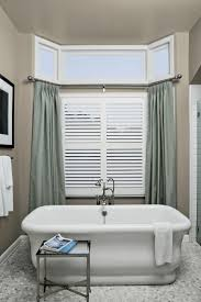 Curtains And Blinds For Bay Windows 241 Best Bay Window Treatments Images On Pinterest Bay Window