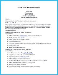 Bank Teller Course Online Learning To Write From A Concise Bank Teller Resume Sample