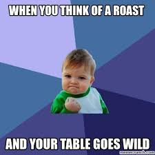 Roast Meme - meme
