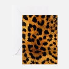 print greeting cards leopard print greeting cards cafepress
