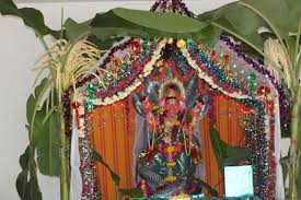simple ganpati decoration ideas for your home shower know the ganesh chaturthi decoration makhar and sinhasan