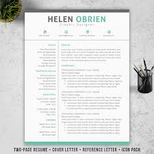 Free Cool Resume Templates Word Free Resume Templates Modern Word Design Construction Manager