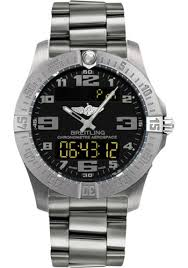 breitling titanium bracelet images Breitling aerospace evo titanium bracelet watches jpg