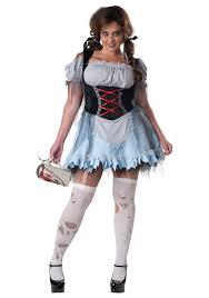 images of zombie halloween costumes girls once upon a zombie