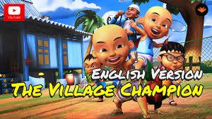download film ipin dan upin terbaru bag 2 upin ipin the village chion english version hd youtube