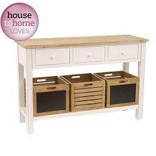 Kitchen Console Table With Storage Inspiring Kitchen Console Table With Storage With Kitchen Console