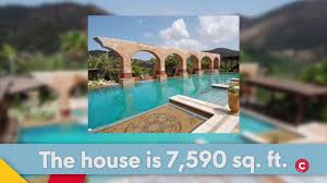 Pool House Home Tour Gray Malin U0027s Poolhouse Instyle Com
