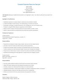 Biologist Resume Sample Extraordinary Design Ideas Salon Manager Resume 1 Unforgettable